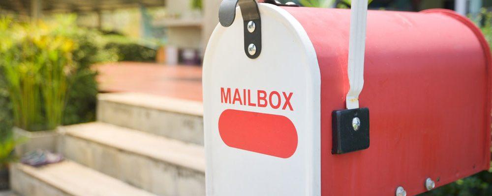 Signalétique extérieure : quelle boite aux lettres choisir ?