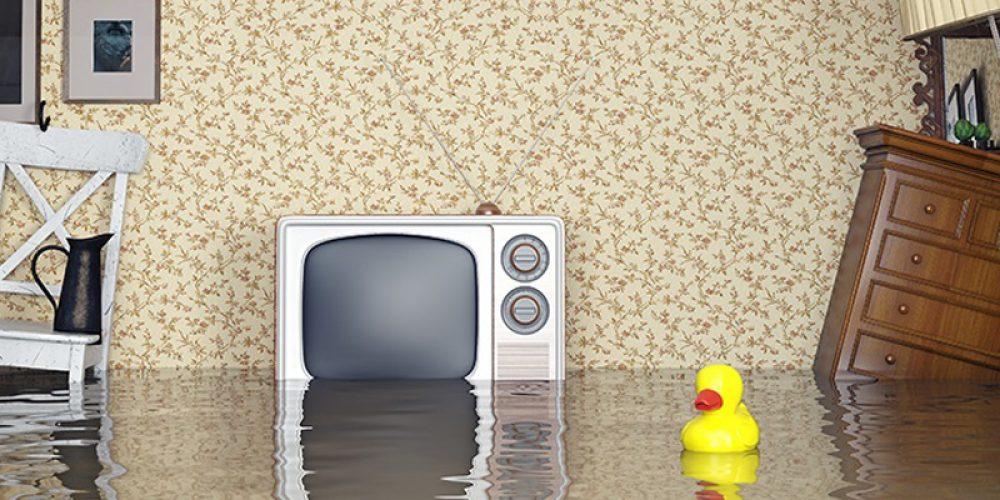 Comment agir face à un dégât des eaux ?