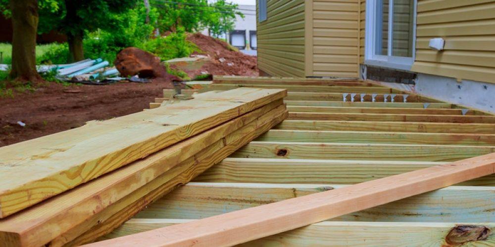 Les tasseaux de bois pour tous vos travaux de bricolage