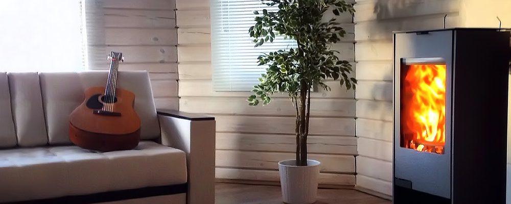 Installer un poele à bois design chez soi