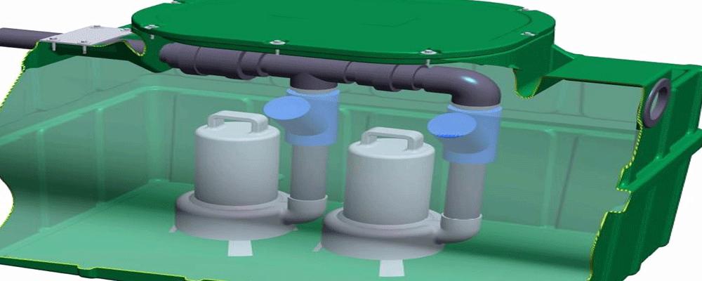 Relevage des eaux usées : quels les avantages des stations à double pompe ?