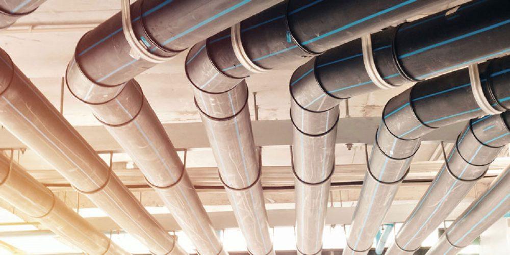 Tubes et raccords dédié au bâtiment et aux travaux publics